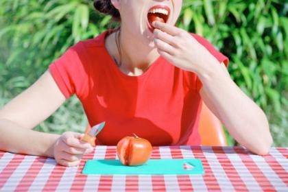 свежие помидоры во время беременности