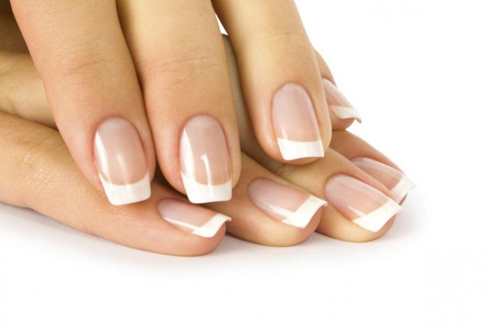 пошаговое покрытие ногтей гелем