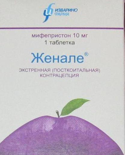 Посткоитальные контрацептивные препараты 33