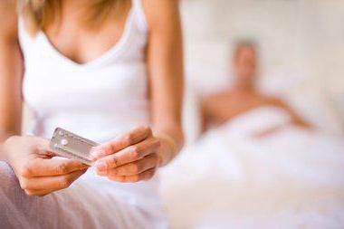 Посткоитальные контрацептивные препараты 34