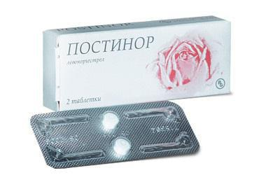 Посткоитальные контрацептивные препараты 31