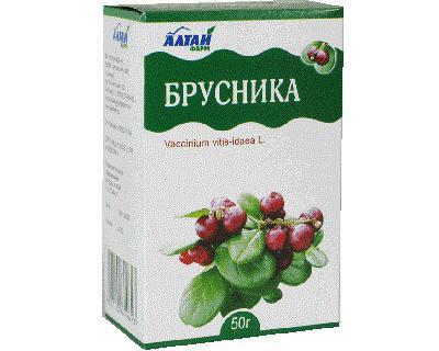 ягоды брусники лечебные свойства и противопоказания