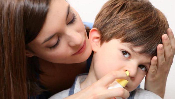 как промывать нос физраствором ребенку 2 года