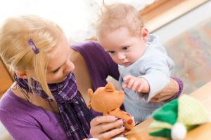 Кризис 1 года у ребенка - первый возрастной кризис
