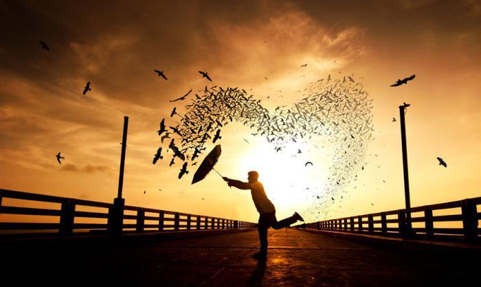Влюбленность - это что? Симптомы влюбленности. Чем отличается любовь от влюбленности?
