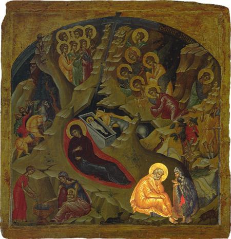 икона божич пресвятой богородицы
