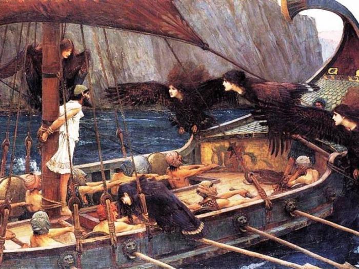 Значение имени Одиссей. История, происхождение имени