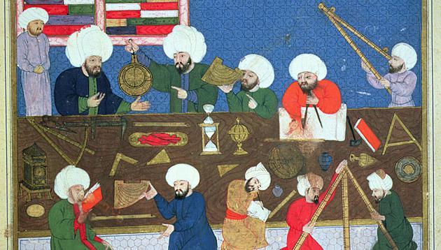 Вклад персии с мировую культуру