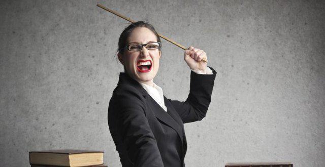 имеет ли право учитель выгонять ученика