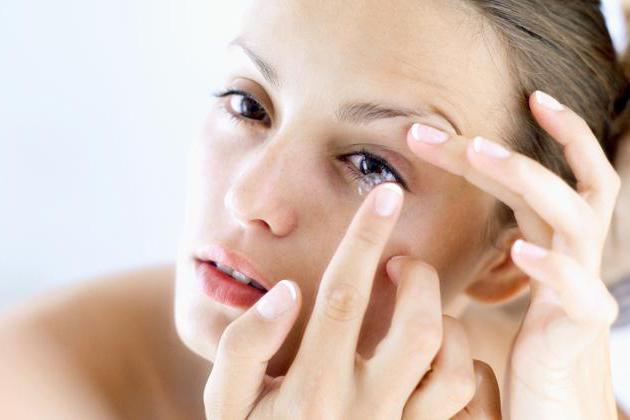глазные капли от аллергии век