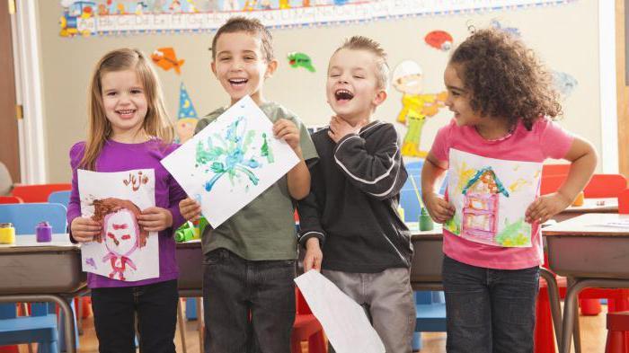 экология занятия в детском саду