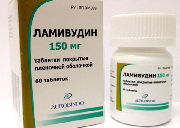 антиретровирусные препараты