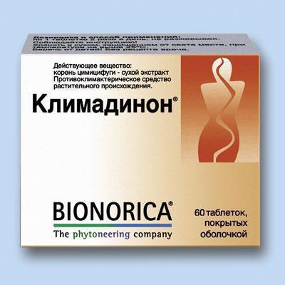 Препараты гормональной терапии при климаксе