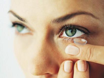 Как подбирают линзы для глаз? Пошаговая инструкция