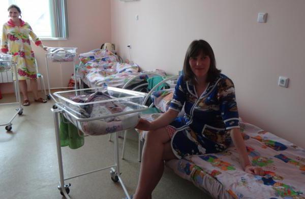 тот родильное отделение нии иваново фото кормили