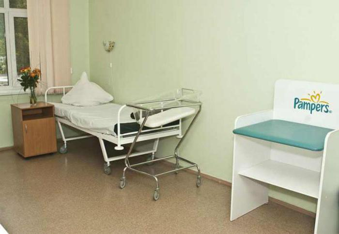 Детская больница в красных ткачах