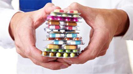 когда можно пить антибиотики