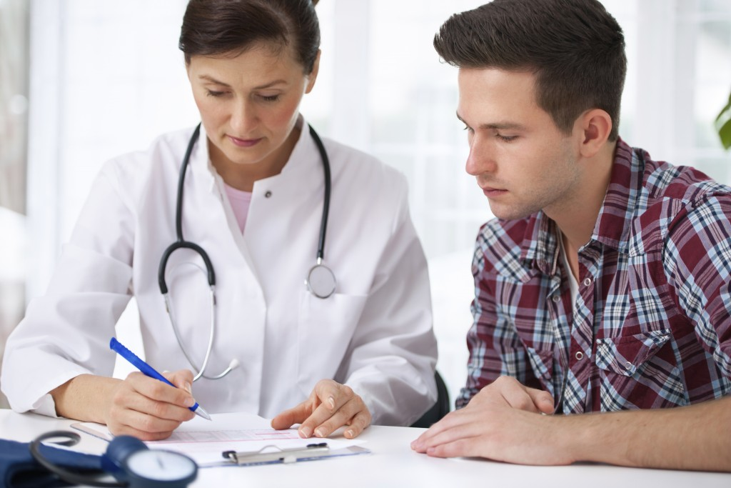 Doctor's prescription