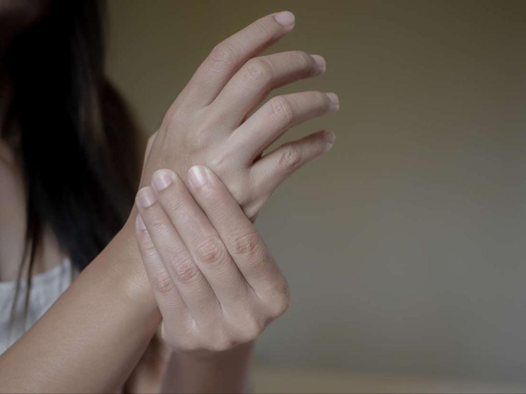 Онемение пальцев рук при гриппе