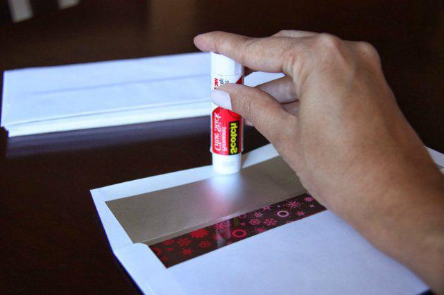 клейка конвертов на дому