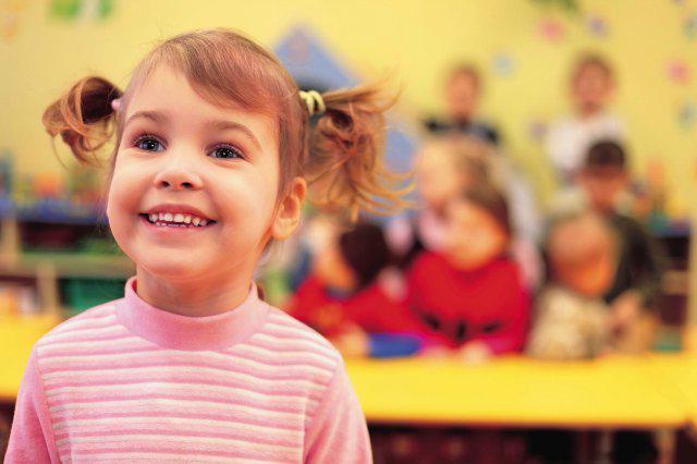 как правильно познакомится с детьми в детском саду