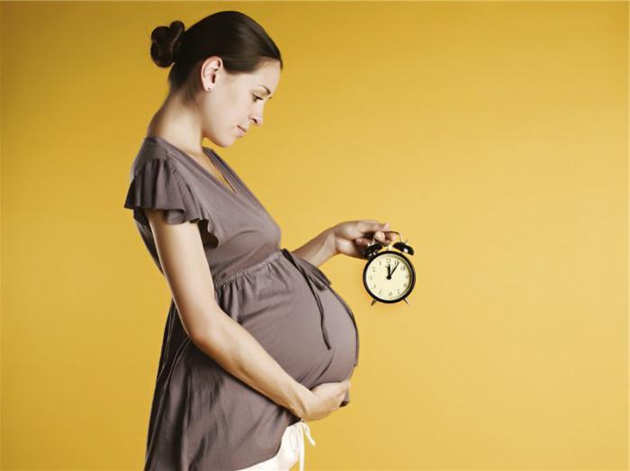 Как раскрывается шейка матки перед родами