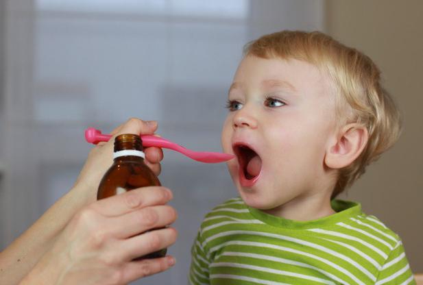 название антибиотиков для детей