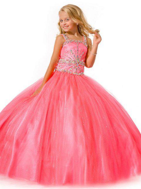бальные платья фото для девочек