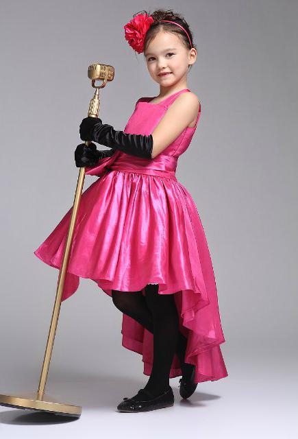 бальное платье для девочки своими руками