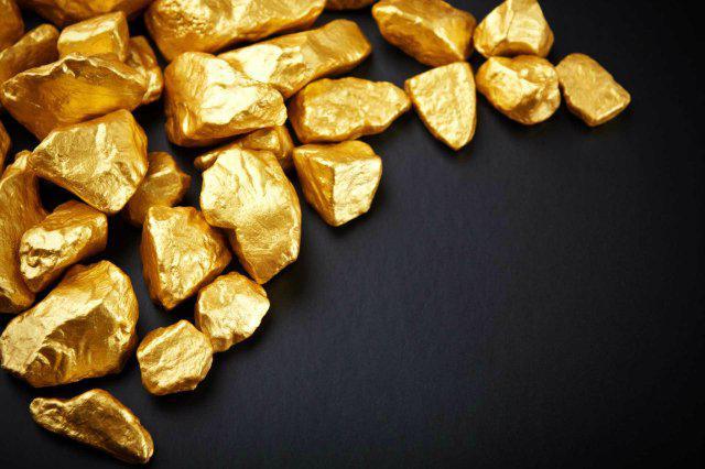 как выглядит золото в природе фото
