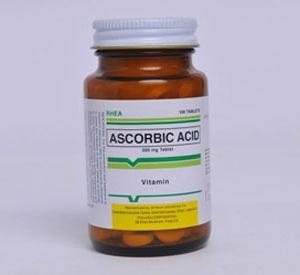 Аскорбиновая кислота суточная доза