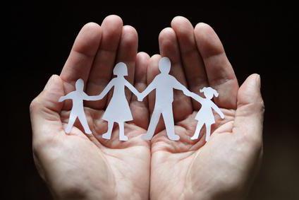 приемная семья 2014