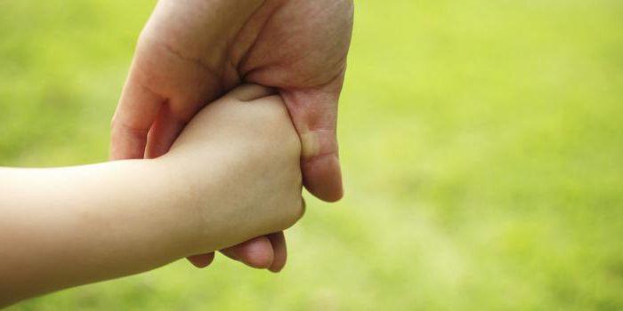 приемный ребенок в семье