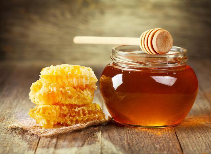 действие нагревания на мед