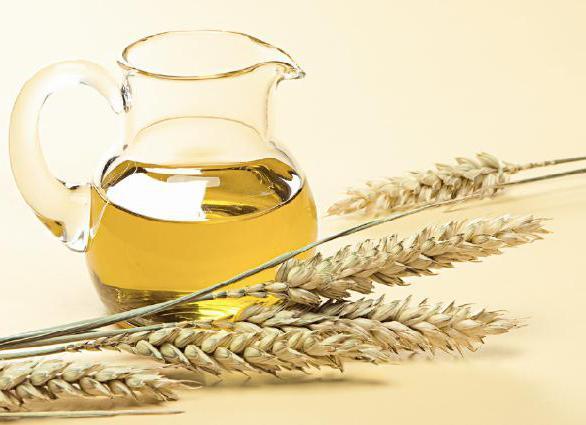 масло зародышей пшеницы для лица применение