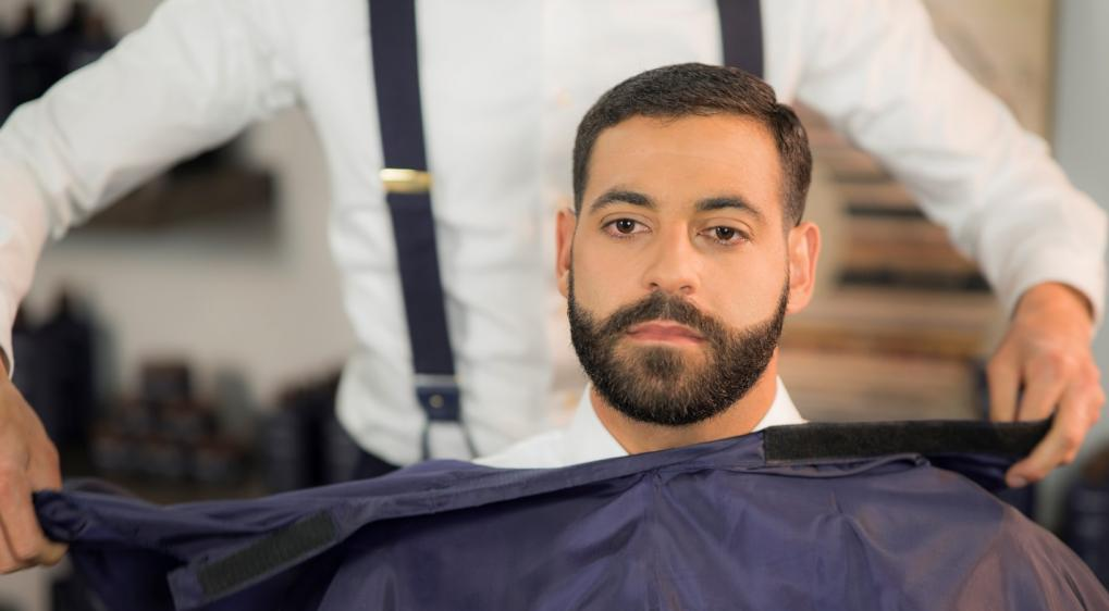 Краска для бороды и усов для мужчин: инструкция, фото и отзывы