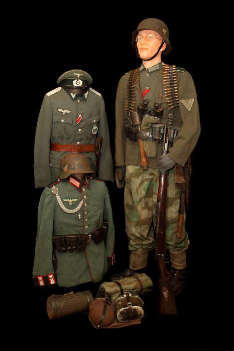 униформа вермахта
