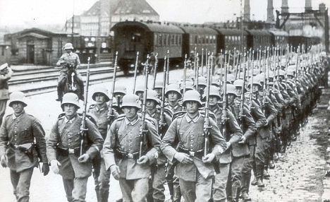 фото солдат вермахта