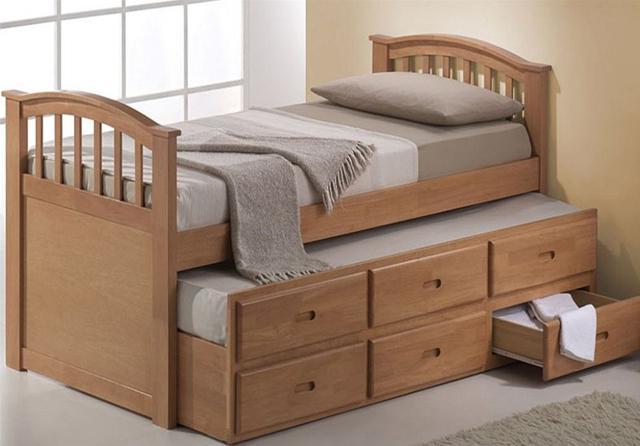 размер односпальной кровати стандарт