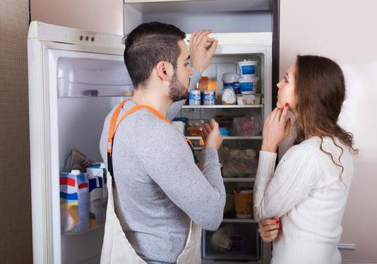 холодильник постоянно работает и не отключается