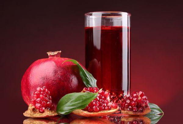 сок граната полезные свойства