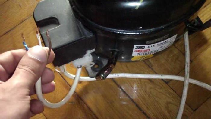 Как проверить компрессор от холодильника своими руками