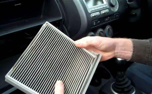 Обработка кондиционера автомобиля своими руками