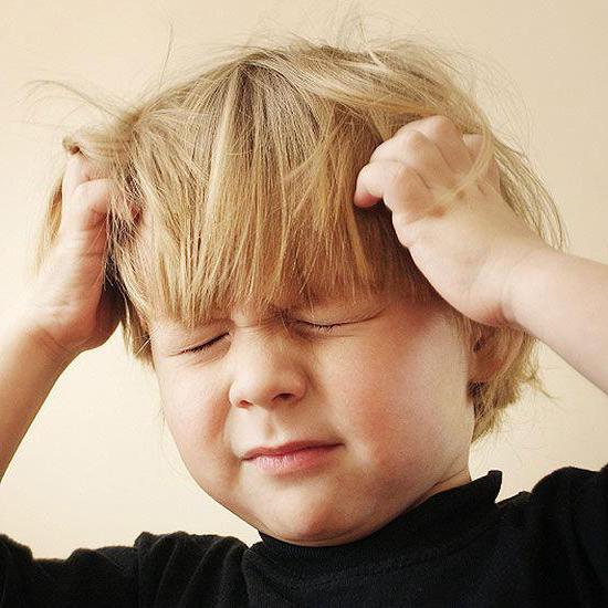 Фолликулит гофмана волосистой части головы 35