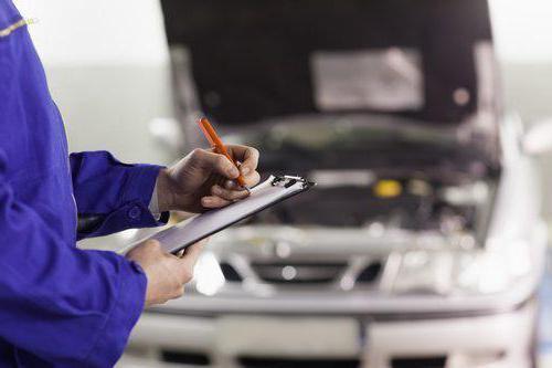 Какие части автомобиля являются гарантийным сроком