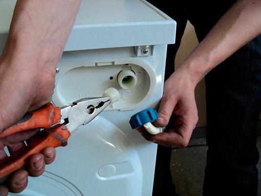 фильтр для стиральной машины при плохой воде