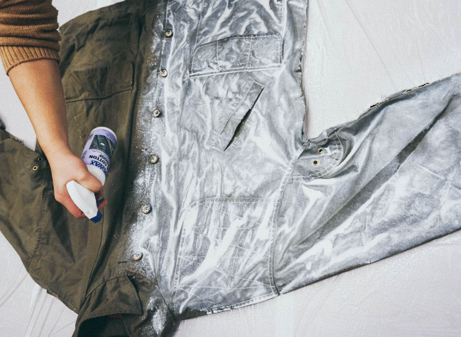 how to care for a membrane jacket