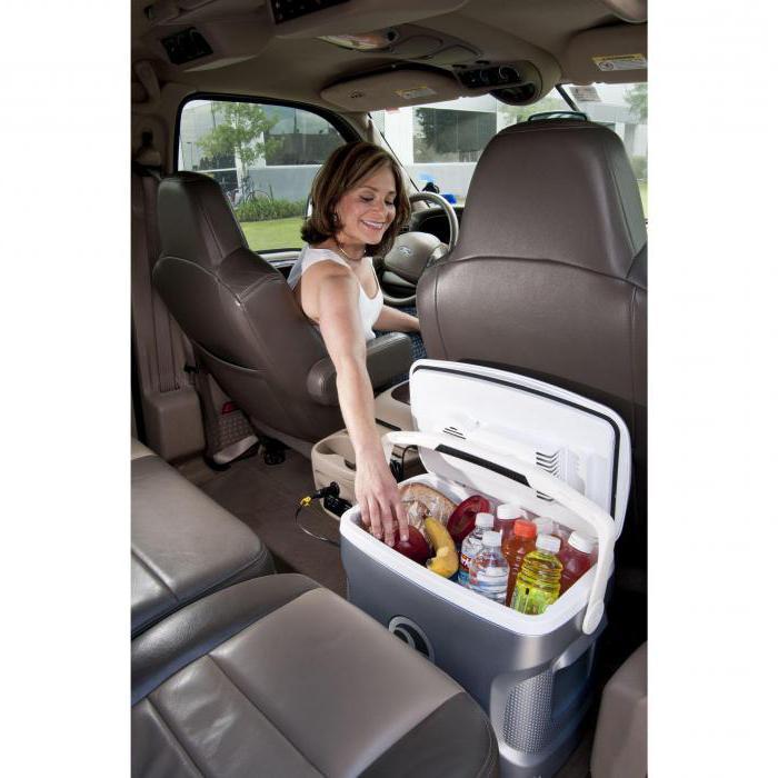 автомобильный холодильник от прикуривателя