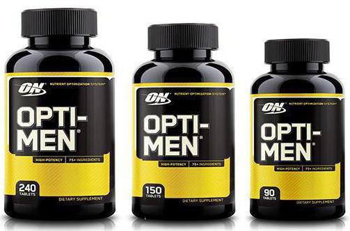 Витамины Опти Мен Инструкция По Применению - фото 11