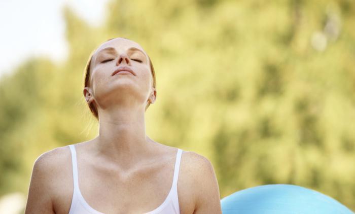 Как дышать при схватках правильно